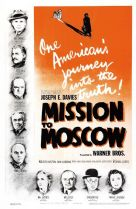 Mission to Moscow 1943 DVD - Walter Huston / Ann Harding